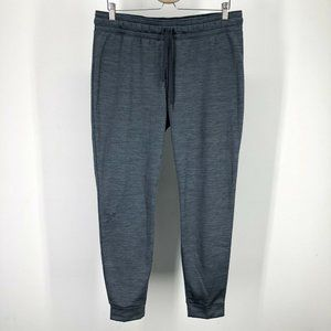 Under Armour Storm Joggers Pants Large Womens Gray